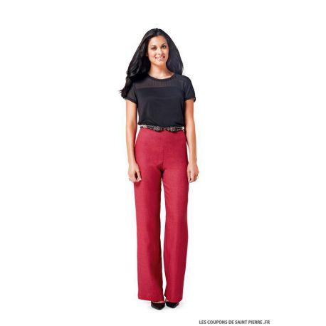 Patron n°6817 : Pantalon Ample