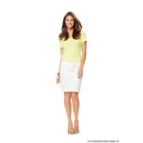 Modèle n°7045 : Patron de chemise pour homme