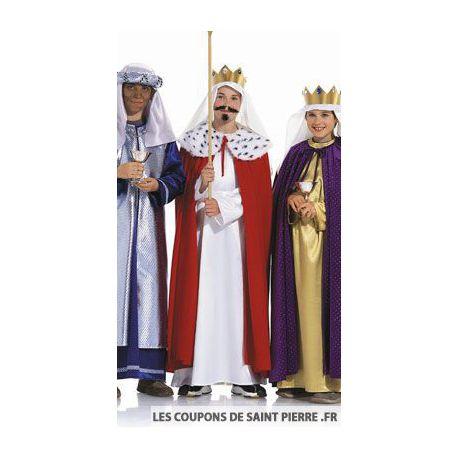 Patron n°2438 : Déguisement Les Rois Mages