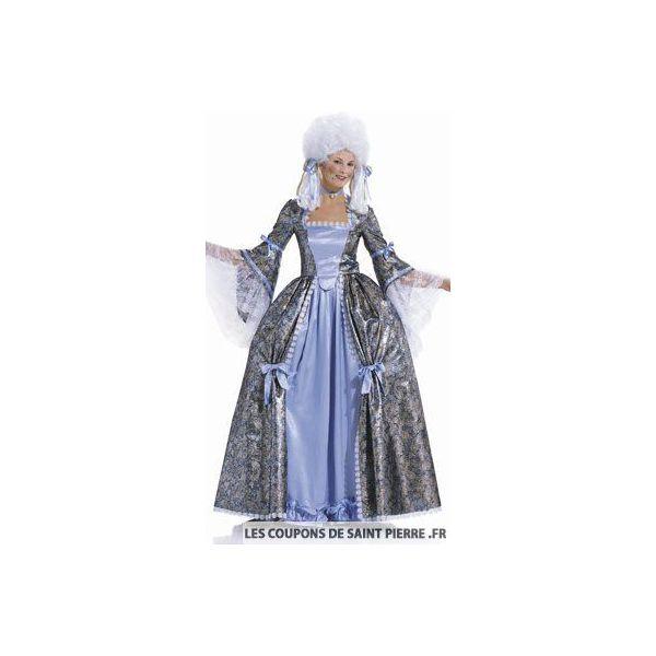 Patron n°2447 : Déguisement Robe Rococo