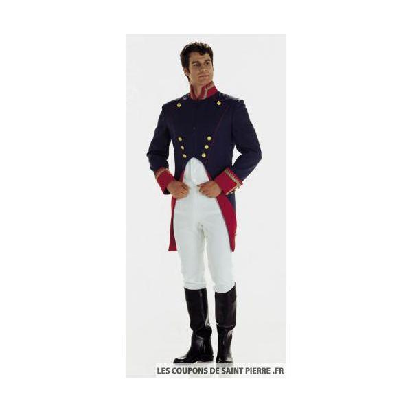 Patron n°2471 : Déguisement Napoléon