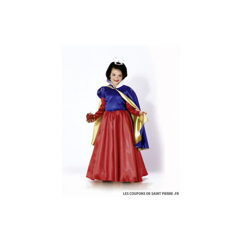 patron n 2480 d guisement princesse blanche neige. Black Bedroom Furniture Sets. Home Design Ideas