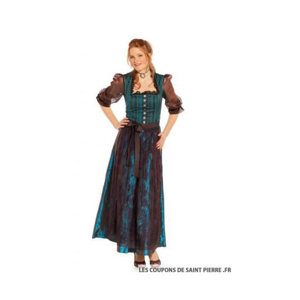 Patron n°7326 : Robe Folklore