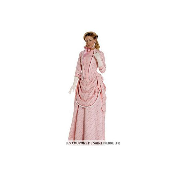 Patron n°7880 : Robe Historique (1888)