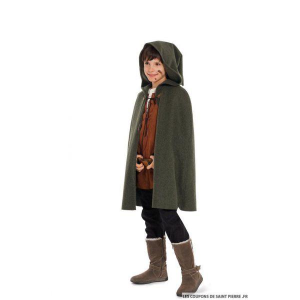 Patron n°9472 : Déguisement Robin des bois Enfants
