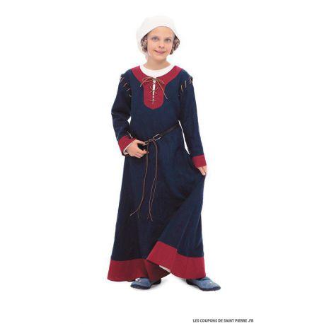 Patron n°9473 : Déguisement Robe historique Enfants