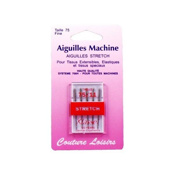 Aiguilles machine stretch X5 - 75/11