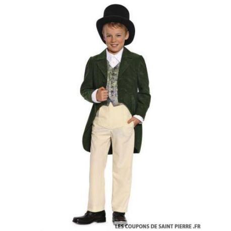 Patron n°9528 : Ensemble Pantalon style Louis Philippe