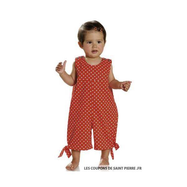 Patron n°9652 : Combinaison bébé