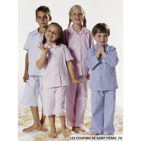 Patron n°9747 : Pyjamas