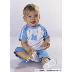 Patron n°9748 : Ensemble bébé