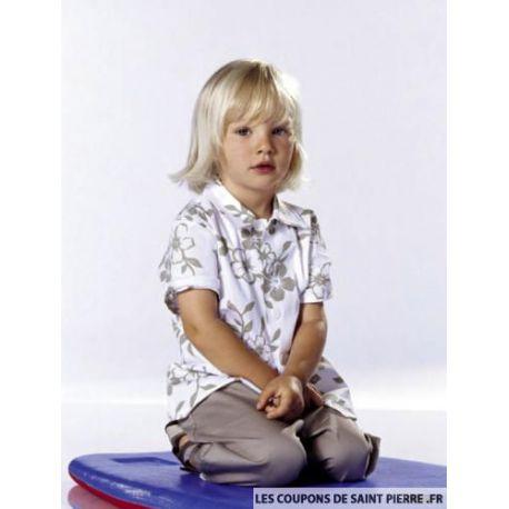 Patron n°9792 : Chemise enfant