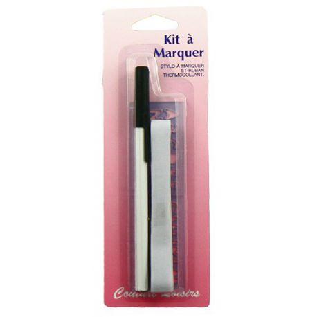 Kit à marquer ( ruban + stylo )