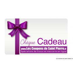 Chèque Cadeau 20