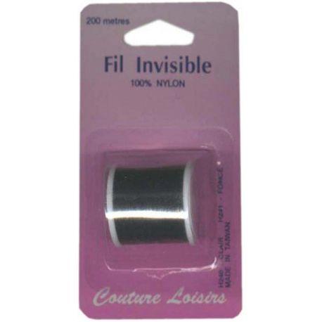 Bobine de fil invisible fum 200m coupons de saint pierre - Www les coupons de saint pierre ...