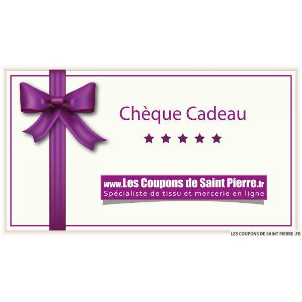 Chèque Cadeau 30