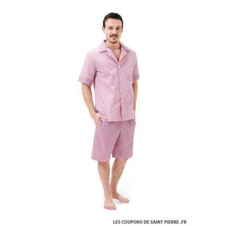 Patron n°6741 : Pyjama homme