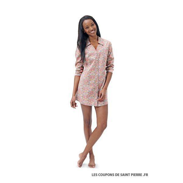 Patron n°6742 : Pyjama