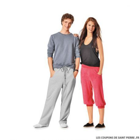 Patron n°7230 : Pantalon confortable