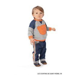 Patron n°9398 : Pantalon élastique