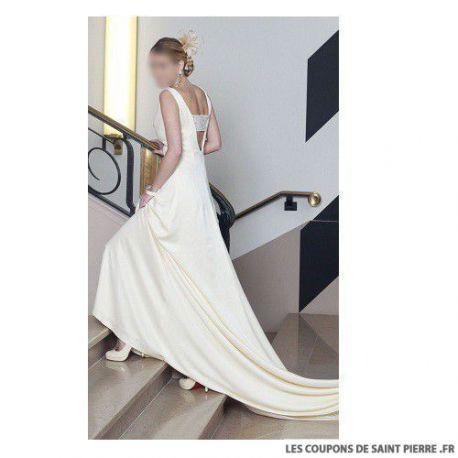 Patron Modes & Travaux - Robe de mariée
