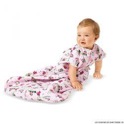 Patron N°9382 Burda : Sacs de couchage enfant