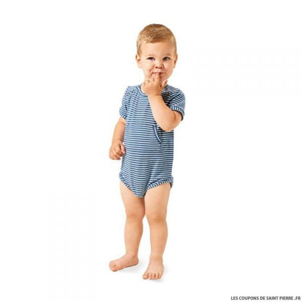 Patron N°9384 Burda : Body et combinaison enfant