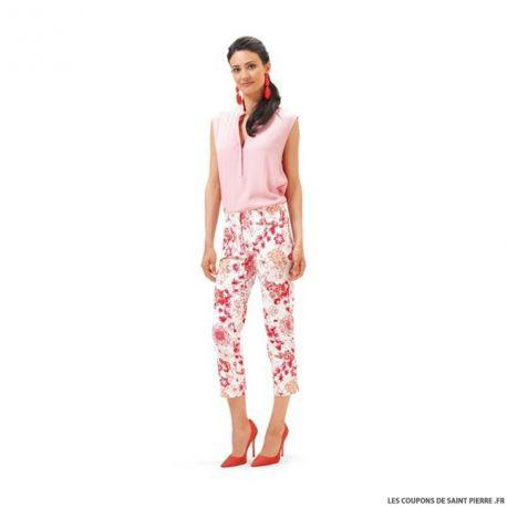 Patron N°6668 Burda style : Pantalon simple