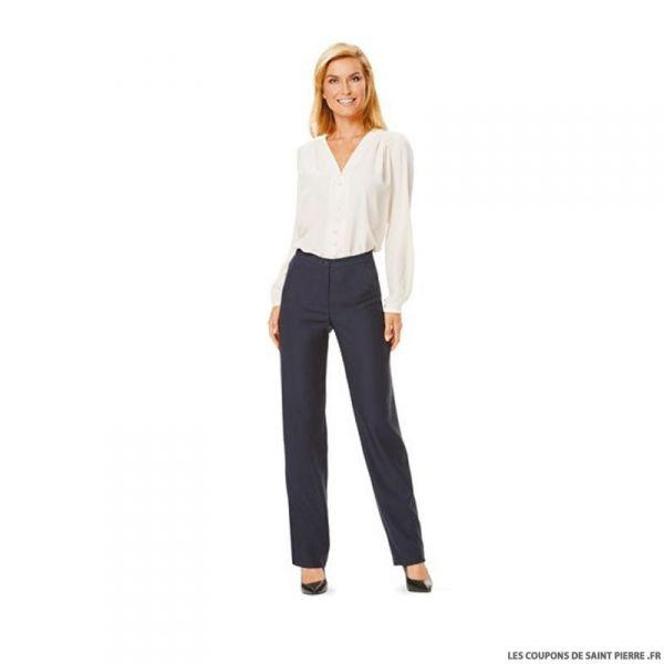 Patron N°6681 Burda : Pantalon intemporel