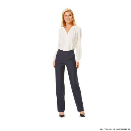 Patron N°6681 Burda : Pantalon intemporel