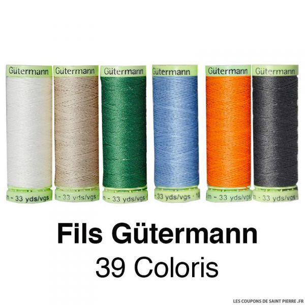 Fil à coudre Super résistant 30m - Gütermann