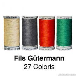 Fil pour tout coudre 1 000m - Gütermann