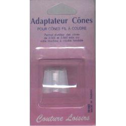 Adaptateur cônes