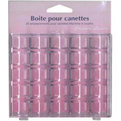 Boîte à canettes en plastique - 25 emplacements
