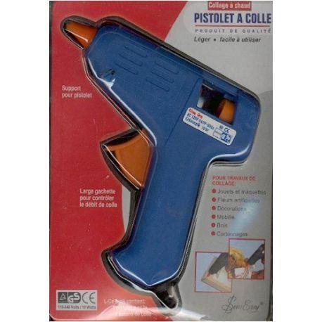 Pistolet à colle 10 W / 220 V - spécial PATCHWORK
