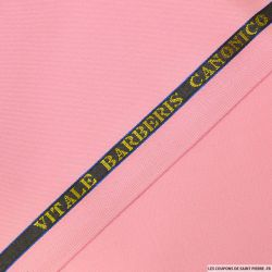 Tissus Super 110 Vitale Barberis rose
