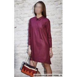 Patron Modes & Travaux - Petite robe noire