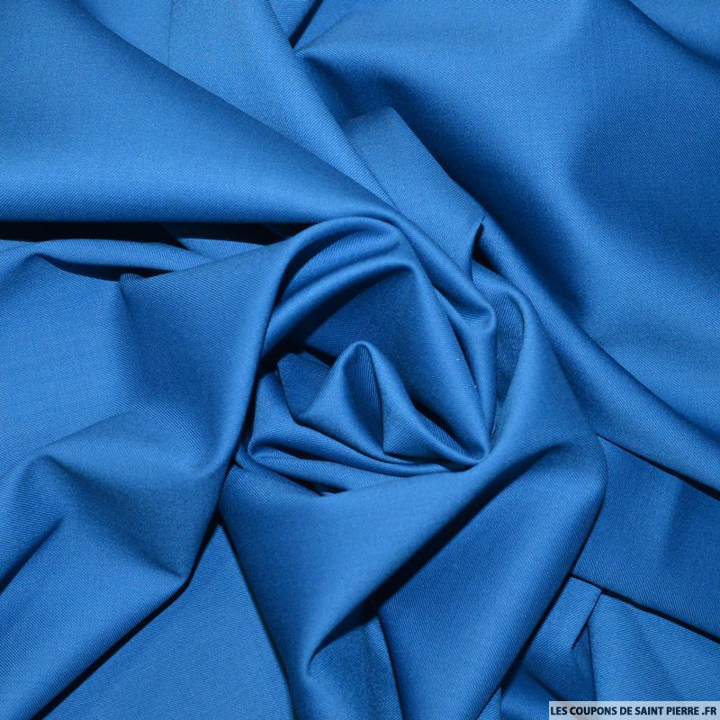 tissu super 110 vitale barberis bleu canard. Black Bedroom Furniture Sets. Home Design Ideas