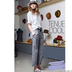 Patron Modes & Travaux - Tee-shirt et pantalon