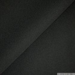 Crêpe Cady noir