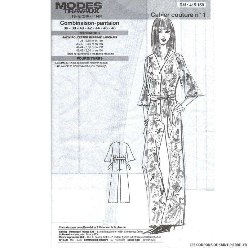 Patron robe chinoise femme gratuit