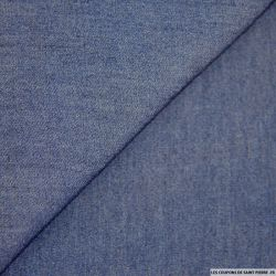 Tencel jeans bleu foncé