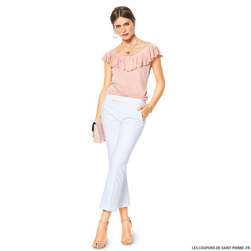 Shirt Patron N°6428T Burda Danseuse H9ED2I