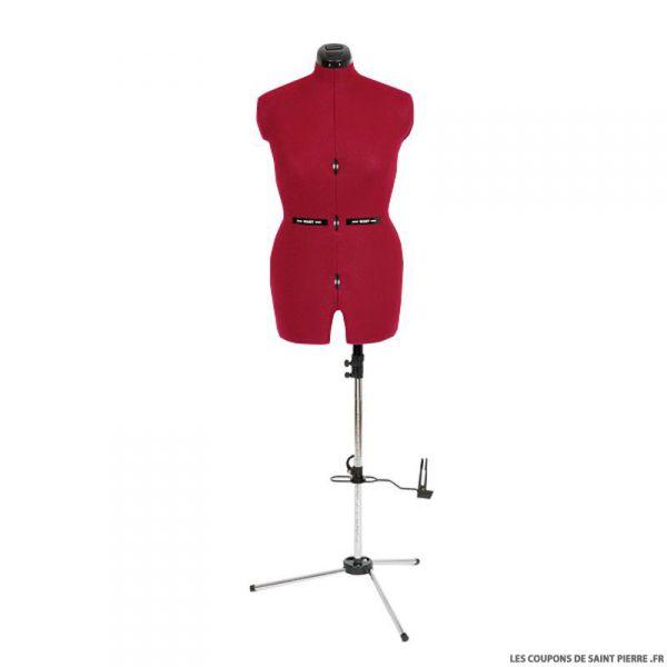 Mannequin de couture Pantaform Taille 44/50