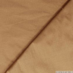 Soie sauvage / Doupion de soie spéculoos