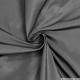 Taffetas léger 100% soie gris