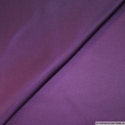 Satin Duchesse acétate violet