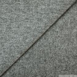 Caban gris chiné moyen