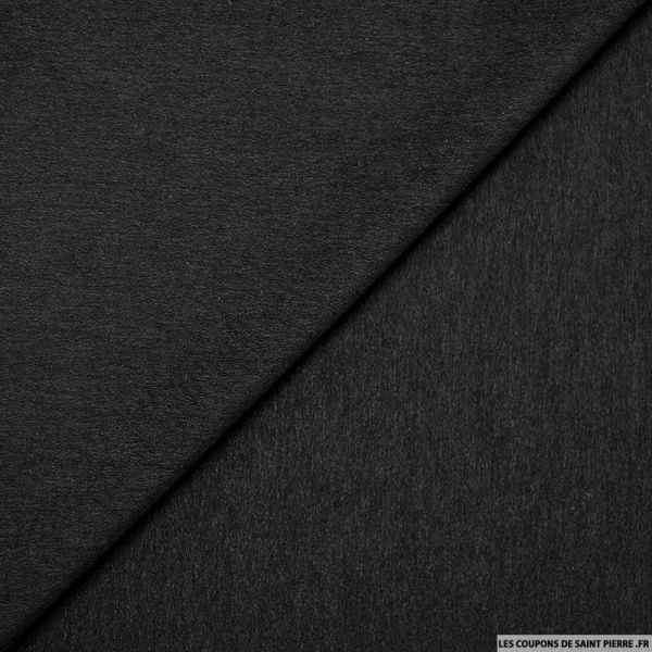 Voile de polyester anthracite
