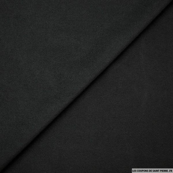 Maille maillot de bain noir